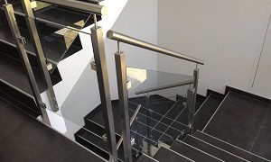 Balustrade escalier best awesome cuisine pretty for Balustrade inox pas cher