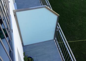 s paration balcon voisin. Black Bedroom Furniture Sets. Home Design Ideas